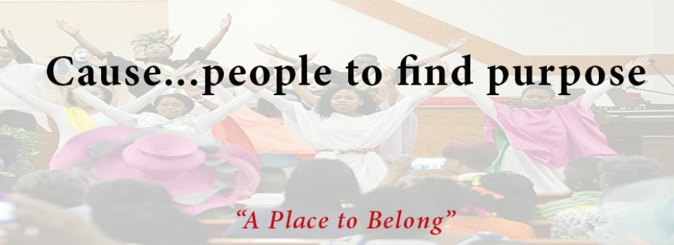 "Greater ""A Place to Belong"""